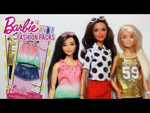 barbie-fashion-pack-review-for-curvy-tall-petite-&-original-barbie-fashionistas-dolls!