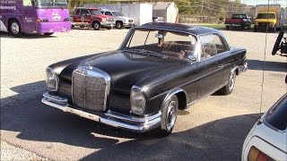 1961 Mercedes-Benz 220SE | Short Tour