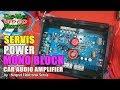 servis power mono block car audio PART 1