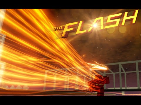 The Final Race| ROBLOX The Flash Short movie