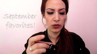 ♡ Αγαπημένα Σεπτεμβρίου 2014! Thumbnail