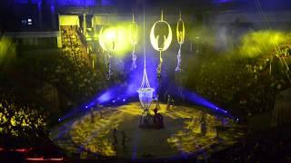 Шоу Запашных: Песчаная сказка в цирке на Вернадского
