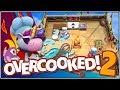 Más divertido que nunca!!!   Primicia   Overcooked 2 en Español