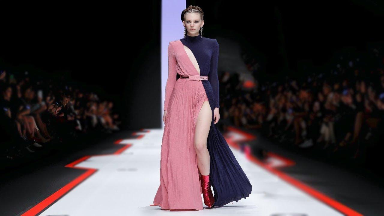Elisabetta Franchi | FallWinter 201920| Milan Fashion Week
