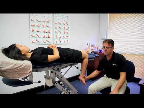 HIP RANGE OF MOTION TEST/STRETCH: (hip flexion + external rotation)из YouTube · Длительность: 4 мин