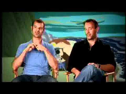 Matt stone trey parker interview south park