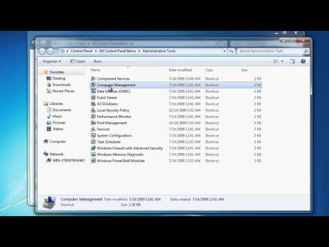 How To: Enable the WMI Monitoring Service in Windows - YouTube