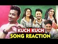 Kuch Kuch SONG REACTION | Tony Kakkar, Neha Kakkar, Priyank Sharma, Ankitta Sharma