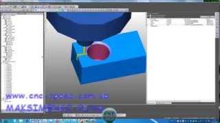 FeatureCam mill 3 axis -основы создания элементов фрезерной обработки
