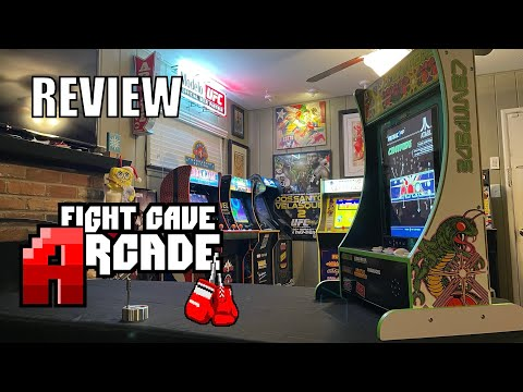 Arcade1UP Centipede 8 in 1 Partycade HSN Exclusive Review from Combat and Collecting