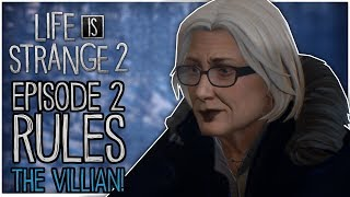 CLAIRE REYNOLDS DISCUSSION | Life is Strange 2 Episode 2 Rules Discussion