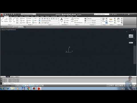 AutoCAD 2014 in