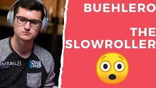 Henri Buehler - THE SLOWROLLER?!