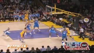 NBA Greatest Duels: Allen Iverson vs Kobe Bryant (2008) Playoff Rd 1