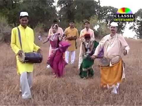 Pahila Maan Ambikella | Original Video | Natali Ambabai | New Marathi Songs 2014