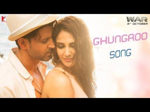 Download Ghunguroo Song -War   Hrithik Roshan, Vaani Kapoor   Vishal and Shekhar ft , Arijit Singh Shilpa Rao
