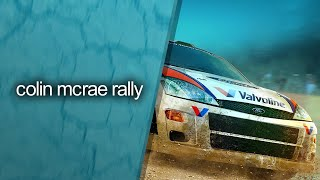Colin McRae Rally - Out Now for PC & Mac