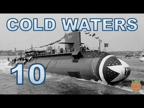 Cold Waters | 1984 Gameplay #2 - 10 - Barents Sea (Part 1)