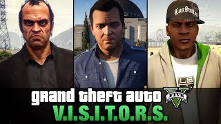GTA 5 - V.I.S.I.T.O.R.S. [Rockstar Editor Fan Trailer]