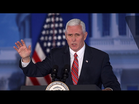 Pence gives NATO members until end of 2017 to pay defense bills