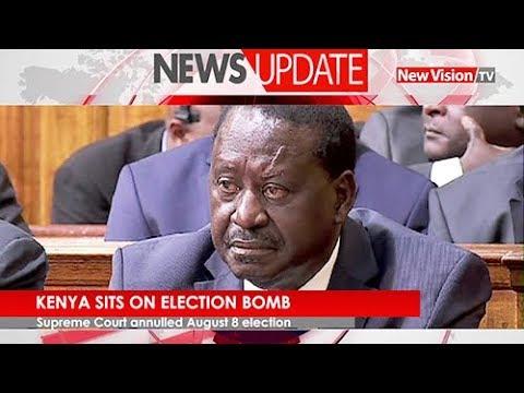 Kenya sits on election bomb