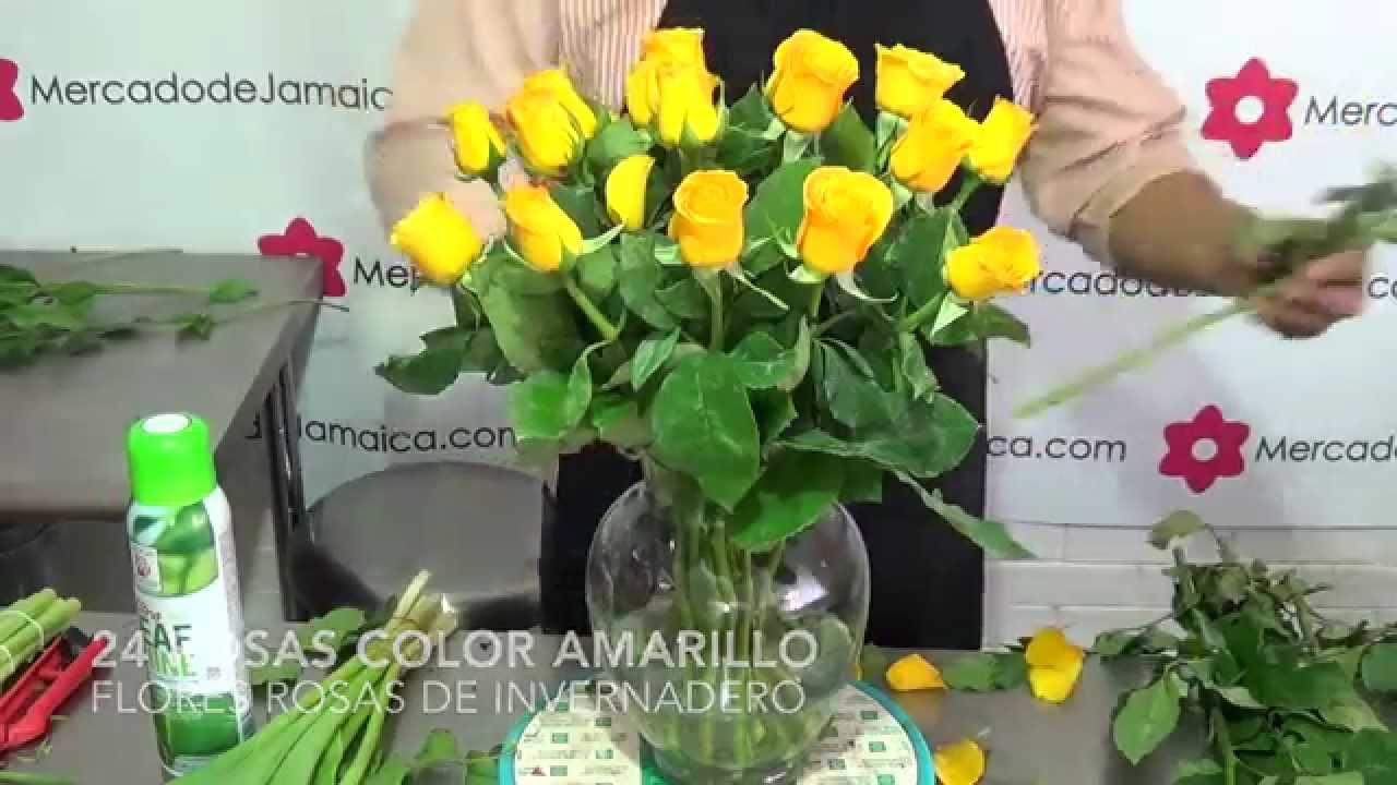 Arreglo Con Tulipanes Rojos Y Rosas Big Element Youtube