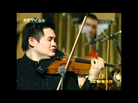 梁祝小提琴协奏曲 - Butterfly Lovers Violin Concerto