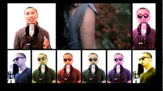 David Guetta - Without You ft. Usher (Del Lazaro acapella cover)