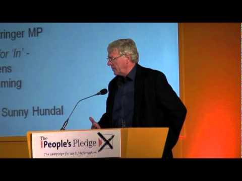 Graham Stringer MP, People