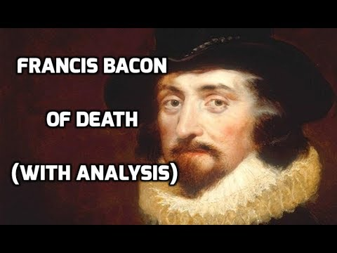 essay death bacon