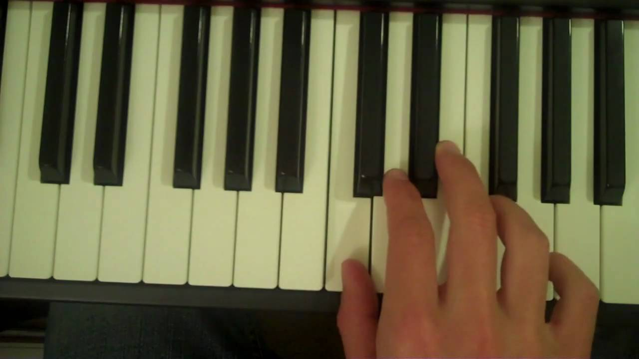 How to play a csus2 chord on piano youtube how to play a csus2 chord on piano hexwebz Image collections