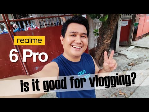realme 6 Pro Video Test - Is it good for Vlogging?
