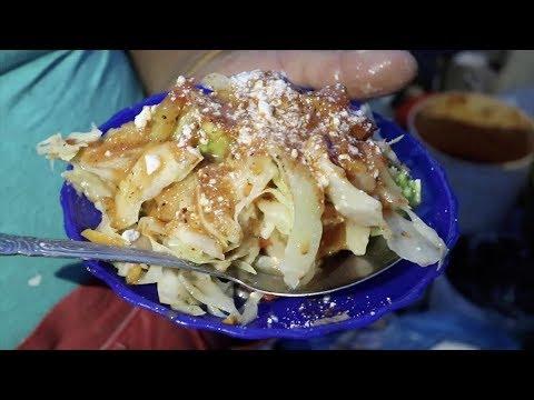 AMAZING Guatemalan STREET FOOD + Antigua Walking Tour | Antigua, Guatemala