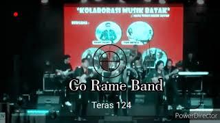 LIMA TAON .GO'RAME BAND live Teras 124 Cafe.