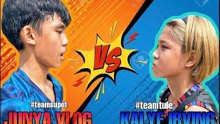 Kalye Irving vs Junya ( Nagkainitan 🔥 )