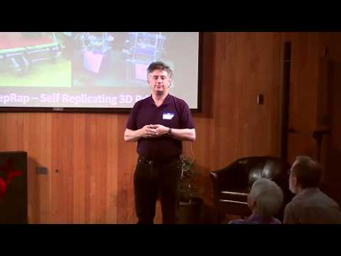The Making of a Makerspace | Robert Bownes | TEDxSchenectady