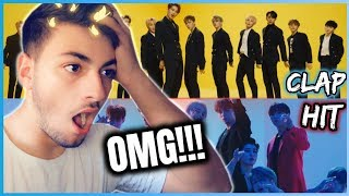 Gambar cover FIRST TIME EVER REACTION TO SEVENTEEN! (CLAP,HIT) | I AM SUCH A FAN!