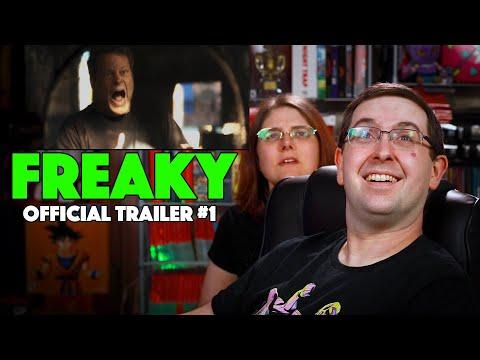 REACTION! Freaky Trailer #1 – Vince Vaughn Movie 2020