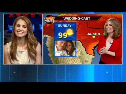 Congratulations: A Wedding Forecast for Jenna Lee!