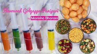 golgappa recipe in hindi
