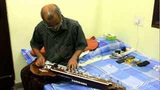 Tu Kahe Agar Instrumental Cover by vinay kantak