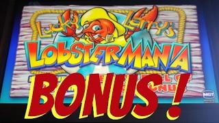 Lucky Larry's Lobstermania [BONUS] First Attempt!