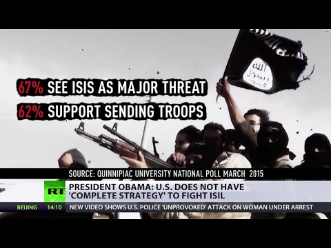 Americans don't understand the war on ISIS, but are eager to fight anyway