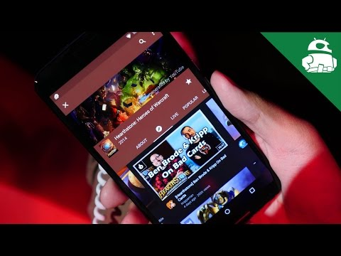 YouTube Gaming App First Look at E3 2015