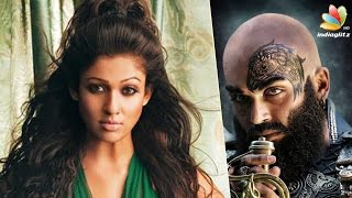 Nayanthara plays a negative character in Kashmora