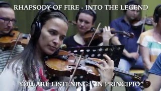 RHAPSODY OF FIRE - In Principio (Snippet)