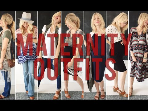 Cute Maternity Outfit Ideas