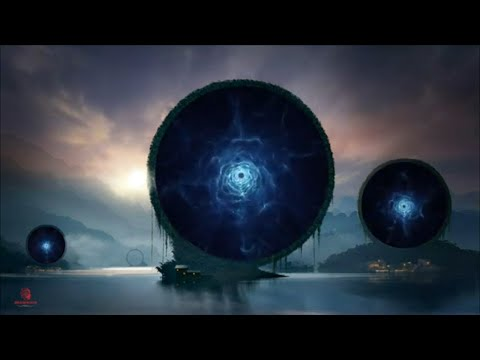 Portals - Lucid Dreaming Brainwave Music with Binaural Beat Frequency