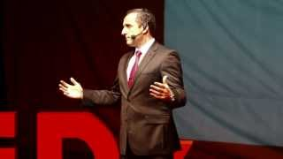 Afghanistan in transformation 1989 - 2013: Amrullah Saleh at TEDxKabul