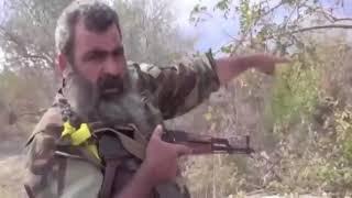 Сирия  Разгромленные позиции ИГИЛ сирийскими войсками Экскурсия в провинции Лата